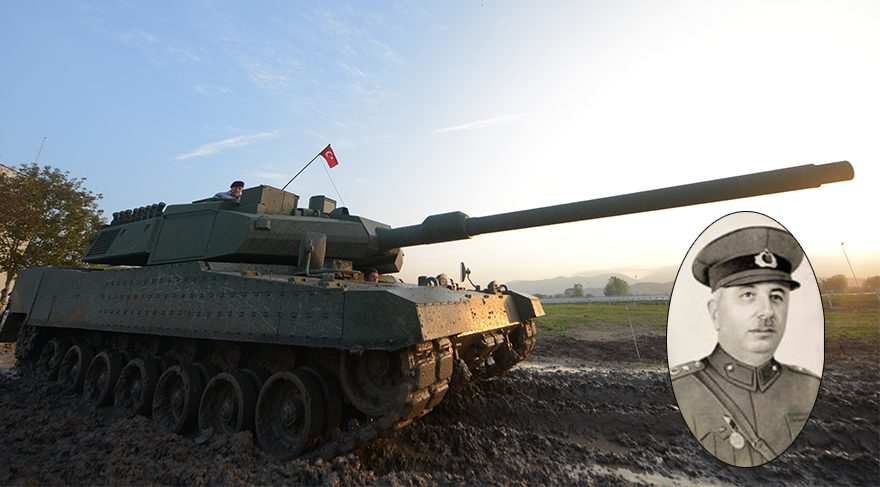 Milli tank için geri sayım başladı