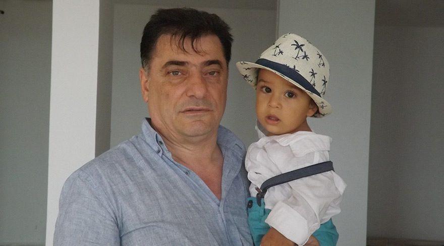 Harun Ayaz Fazlıoğlu için yapılan doğum günü renkli görüntülere sahne oldu