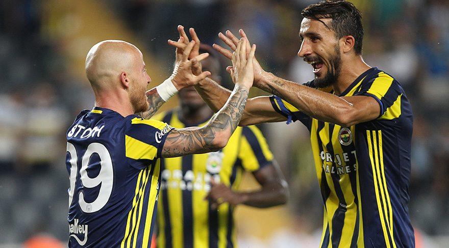 Kanarya galibiyet peşinde: Fenerbahçe Gaziantepspor maçı saat kaçta?