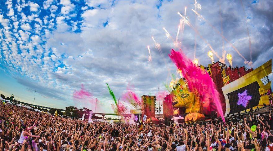 'Life in Color Festival' İstanbul'u renklendirecek