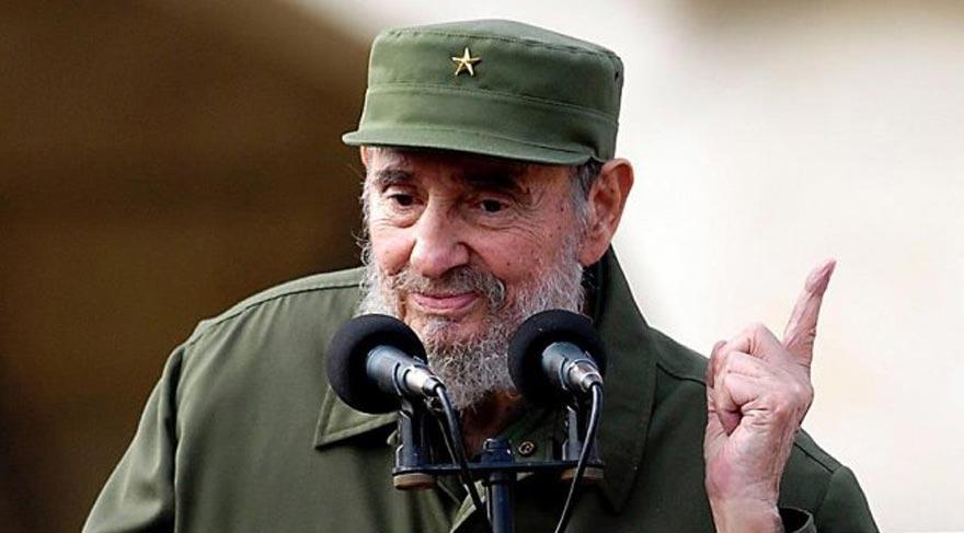 Fidel Castro'nun 90. yaş günü kutlanacak