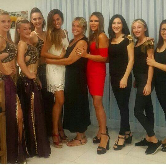 Fulya Terim dansözler