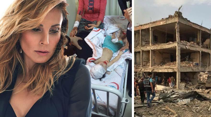 Cizre'de hain saldırı sosyal medyanın gündeminde