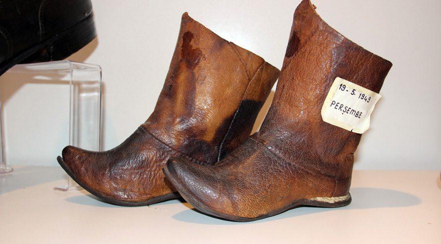 Nostaljik gelin ayakkabısı 'Perşembe'