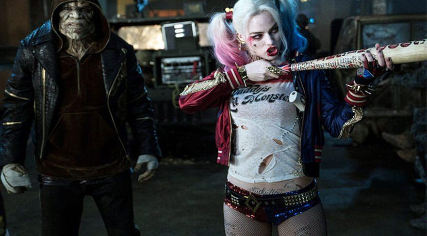 Suicide Squad: Gerçek Kötüler film karakterlerinin görünümü
