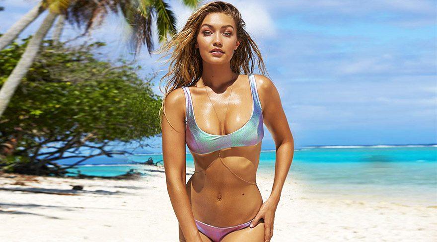 Gigi Hadid'den güzellik önerisi