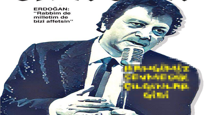 Erdoğan, Gırgır kapağına farklı bir şekilde konuk olmuş