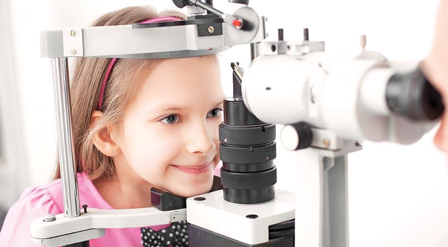 Sağlıklı gözler için kontrol şart