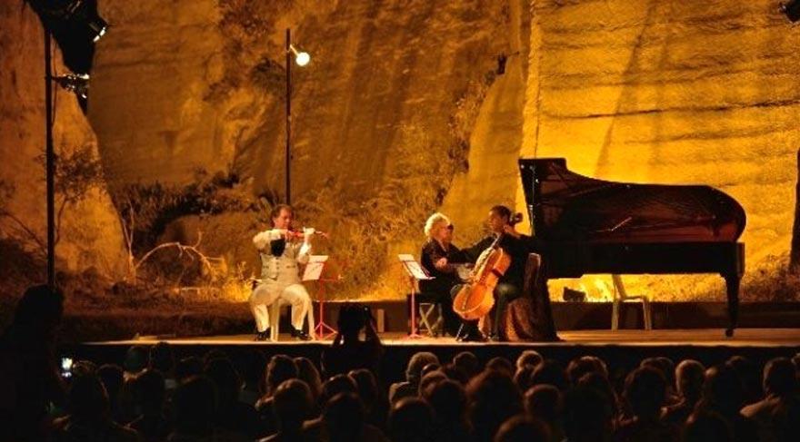 Gümüşlük Klasik Müzik Festivali sona erdi
