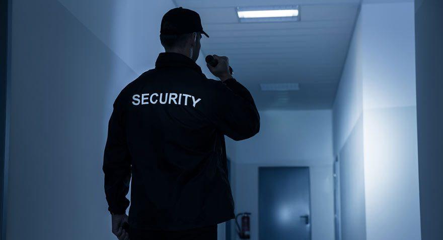 Özel güvenlik ekibine özel ehliyet