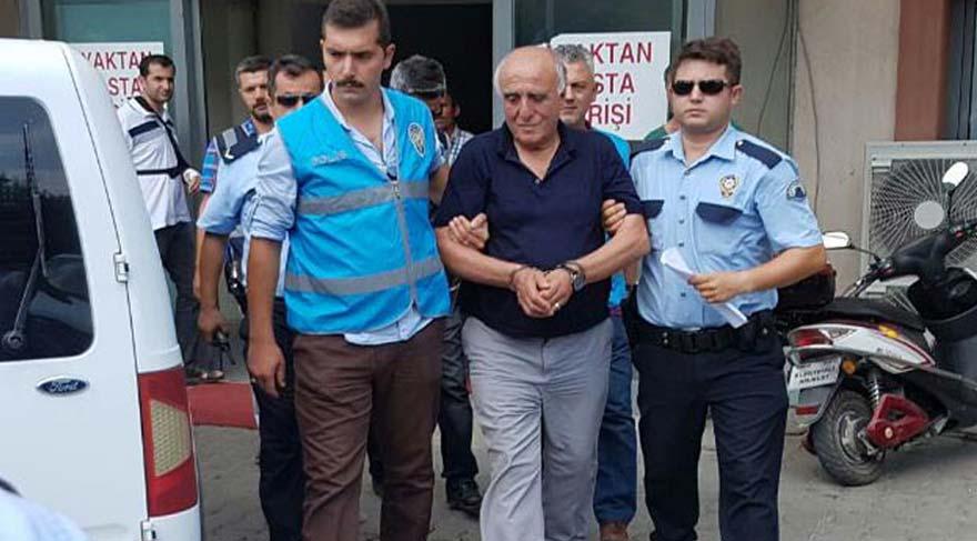 FETÖ'cü Hakan Şükür'ün babası tutuklandı
