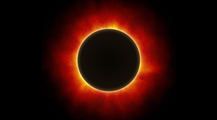 1 Eylül saat 14:53'te Başak burcunun 9. derecesinde yani 1. dekanında bir Halkalı Güneş Tutulması meydana gelecek. Tutulma Kuzey Afrika, Kuzey Amerika'dan gözlemlenebilecek. Tutulma esnasında Neptün/Satürn/Mars/Güneş/Ay arasında T Kare açı kalıbı etkin olacak.