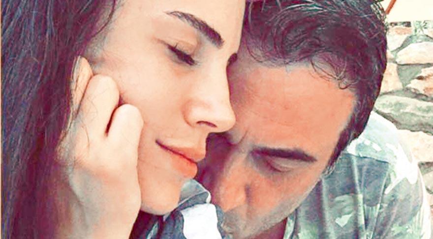 Kutsi ve Feyza Çıpa'dan aşkın fotoğrafı