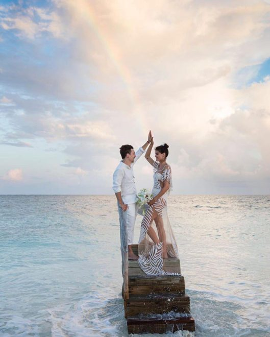 Isabeli-Fontana-wedding-dress