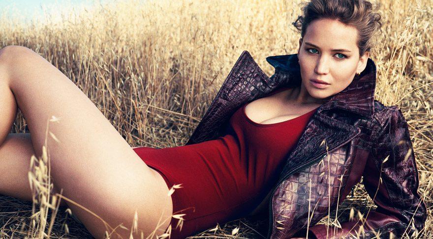 En çok kazanan oyuncu Jennifer Lawrence