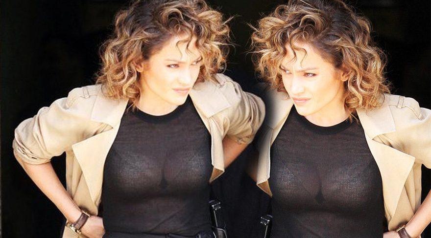 Jennifer Lopez ters ışık kurbanı oldu