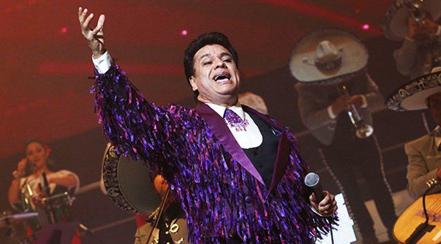 Meksikalı şarkıcı Juan Gabriel hayatını kaybetti