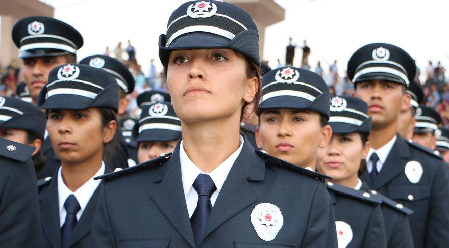 Polisler artık başörtüsü takabilecekler