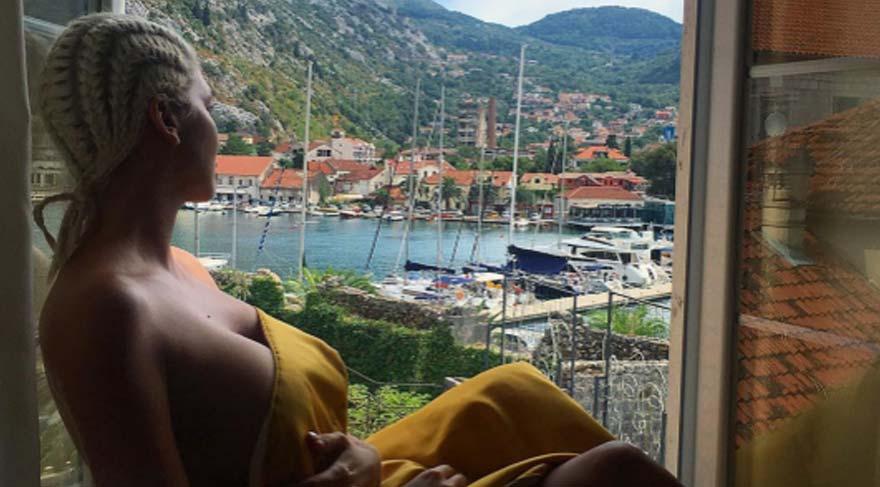 Jelena Karleusa sınırları zorluyor!