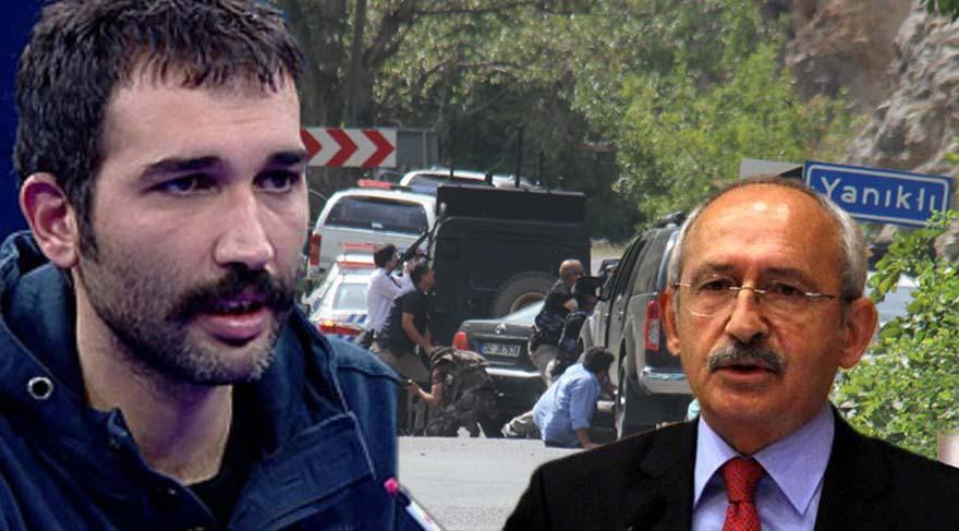 Barış Atay'dan CHP konvoyuna saldırı yorumu