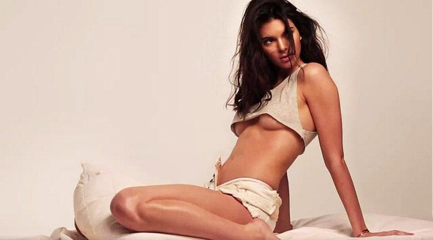 Kendall Jenner'dan egzersiz sırları