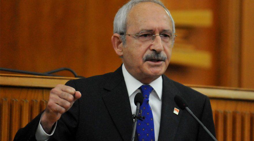 Kemal Kılıçdaroğlu'ndan adli yıl toplantısı için sert sözler