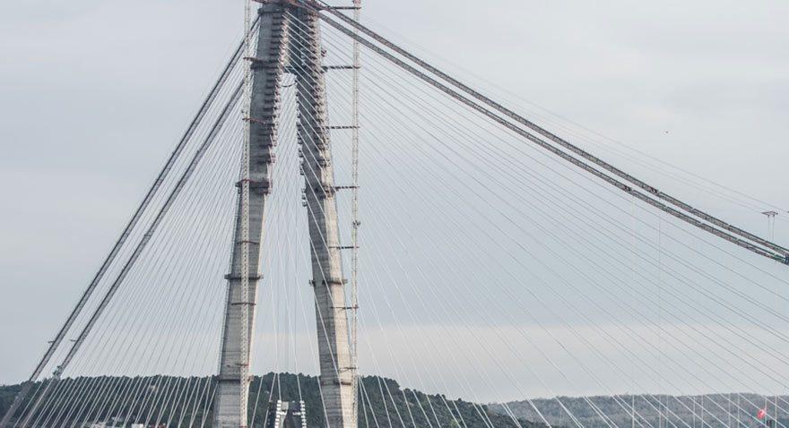 Üçüncü köprünün garantisi 135 bin otomobil