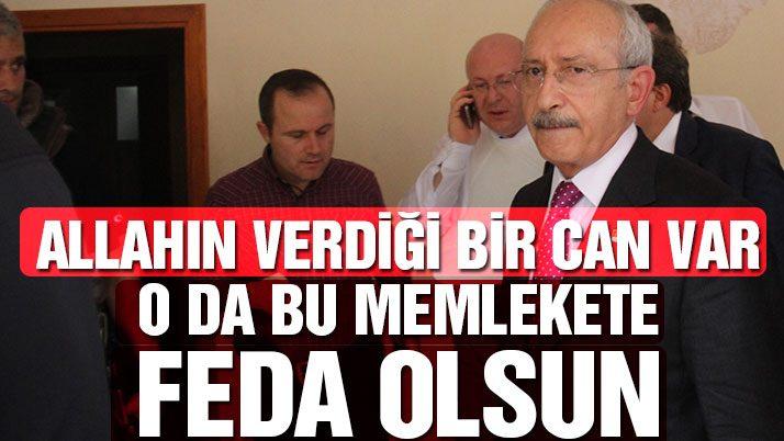 Artvin'de Kılıçdaroğlu'na Suikast Girşimi !