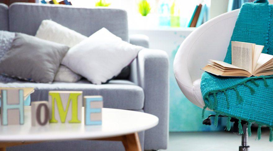 Küçük evler için estetik çözümler