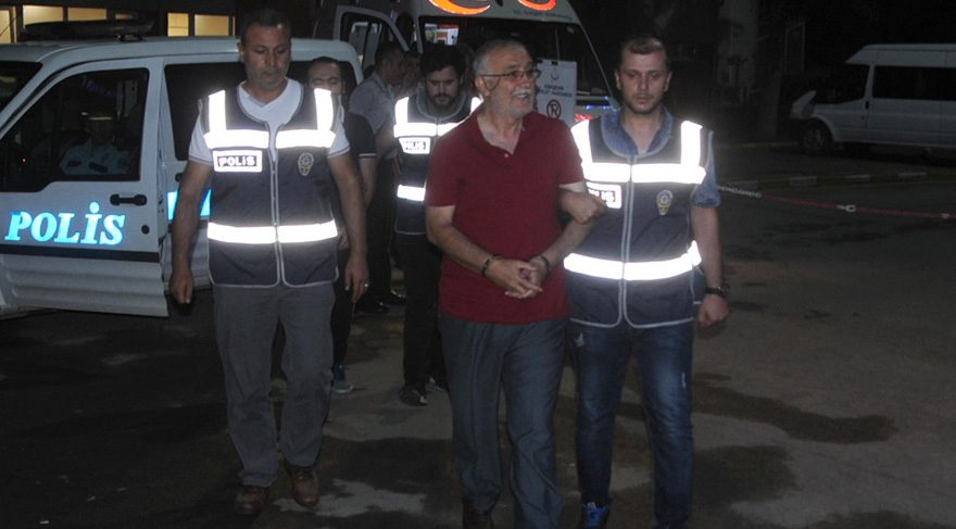 Fethullah Gülen'in kuzenin oğlu Eskişehir'de tutuklandı