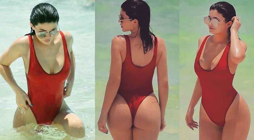 Kylie Jenner 50 milyon dolarlık malikanede kalıyor