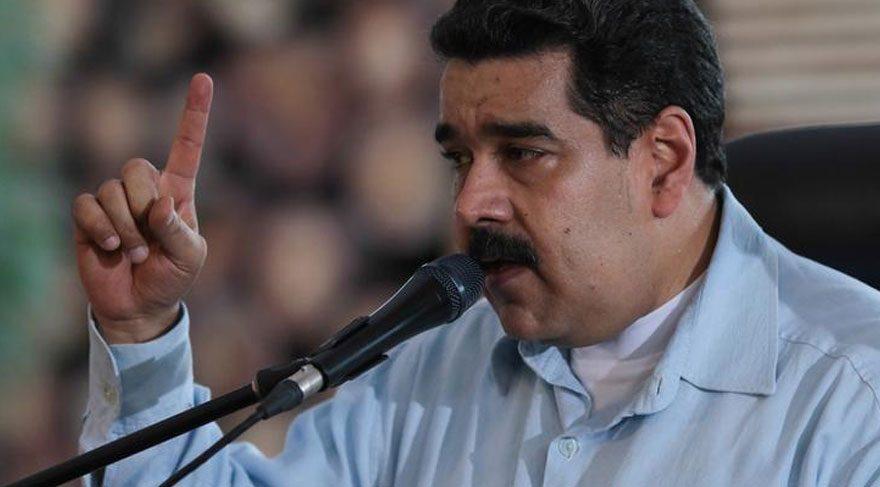 Tillerson, Venezuela'yı açıkça tehdit etti
