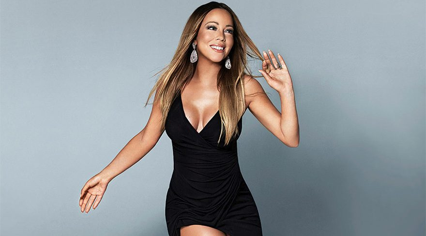Mariah Carey'den erken gelinlik