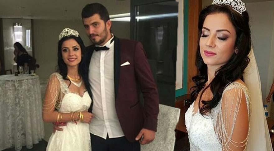 Nur Erkoç ve Batuhan Cimilli evlendi