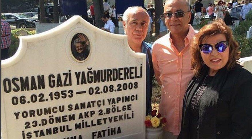 Osman Yağmurdereli anıldı