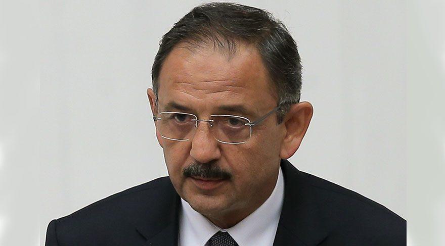 Bakan Özhaseki: 'FETÖ'den bin 142 adet parsel kurtardık