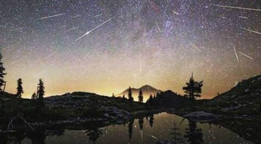 Instagram kullanıcılarından en ilham verici Perseid Meteor Yağmuru fotoğrafları