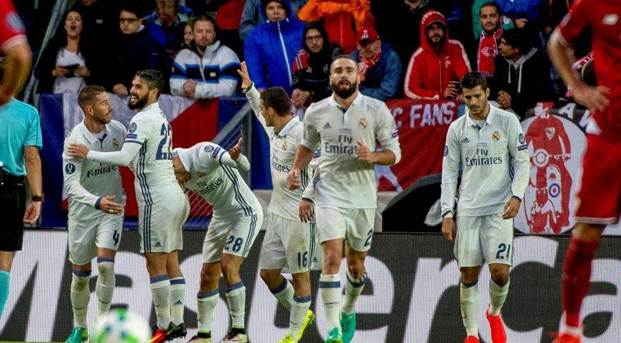 Real Madrid - Bayern Münih maç özeti: 6 gollü erken final!
