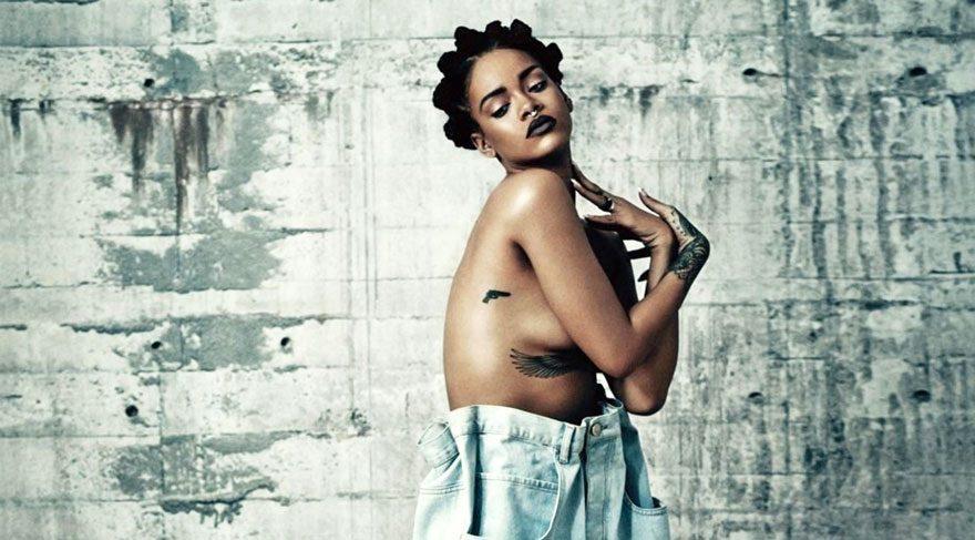 Rihanna'ya 63 bin liralık otel odası…