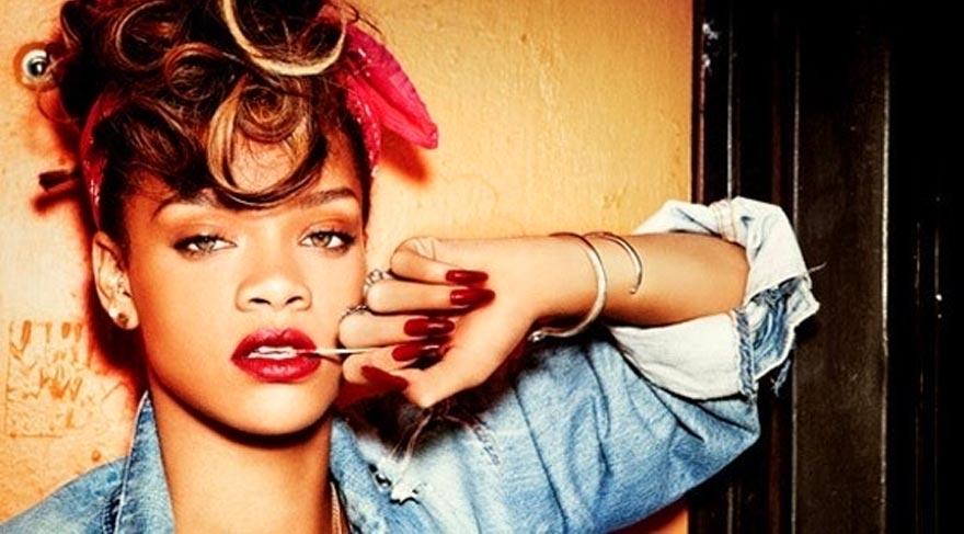 Rihanna Ocean's'ta oynayacak