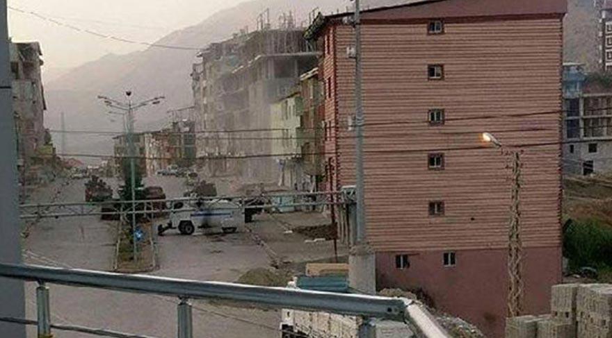 Şemdinli'de 4 bölgeye sokağa çıkma yasağı