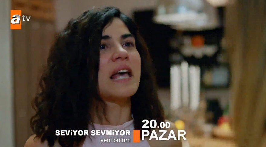 Seviyor Sevmiyor 8. yeni bölüm fragmanı izle: Deniz İrem'i sildi