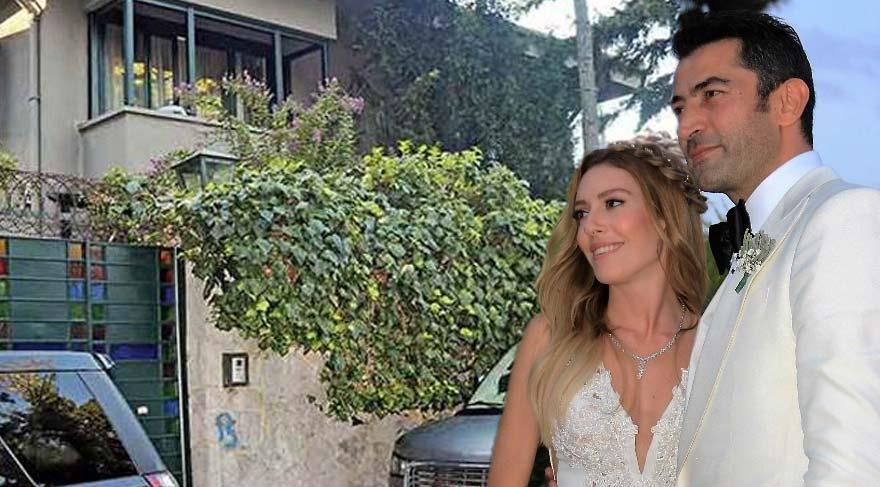 Kenan İmirzalıoğlu ve Sinem Kobal'ın aşk yuvası