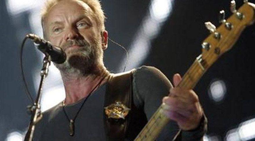 Sting Antalya konserini iptal etti