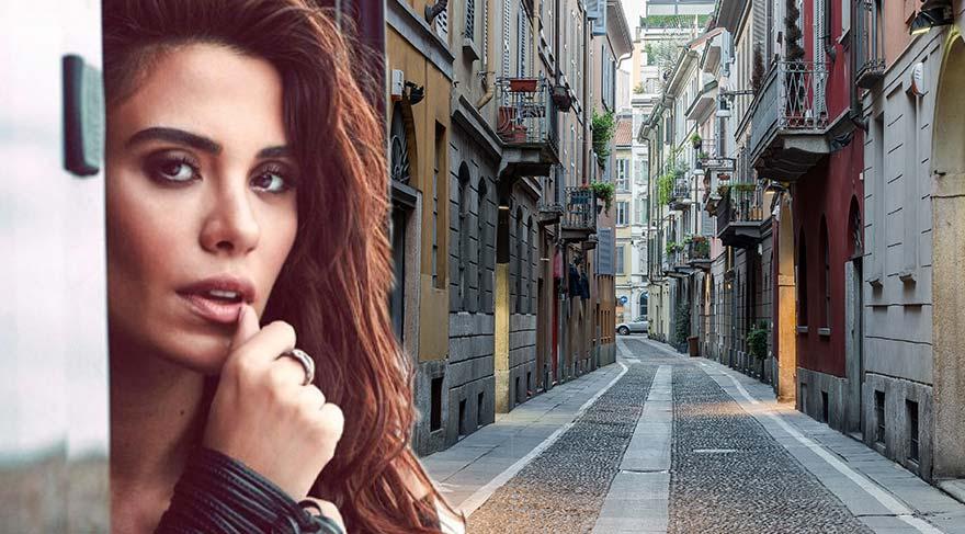 Şükran Ovalı ve Caner Erkin Milano'da yaşayacak