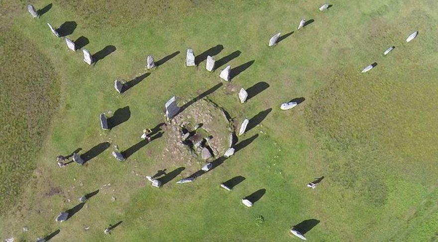 Bilim insanları gizemi çözdü: Antik çember şeklindeki taş yapılar astronomik takvim olarak kullanılıyordu