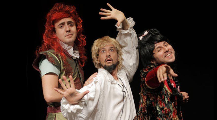 Shakespeare'in eserleri Akasya Kültür Sanat'ta