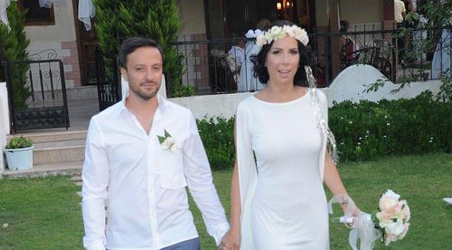 Tuğba Özerk, menajeri Altan Nuh ile evlendi