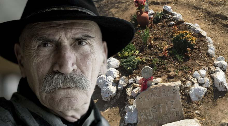 Tuncel Kurtiz 'mezar' istememiş