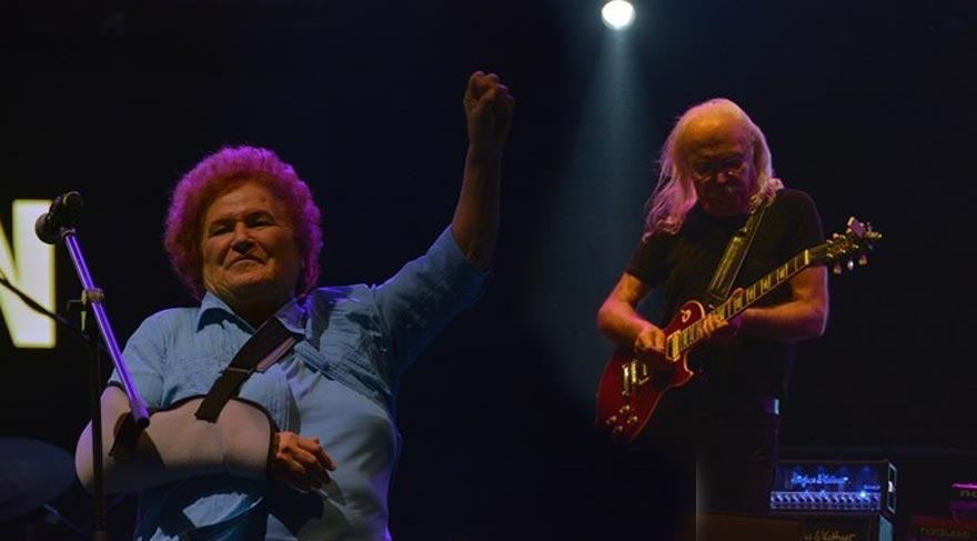 Zeytinli Rock Festivali 2016'ya damgasını vuruyor